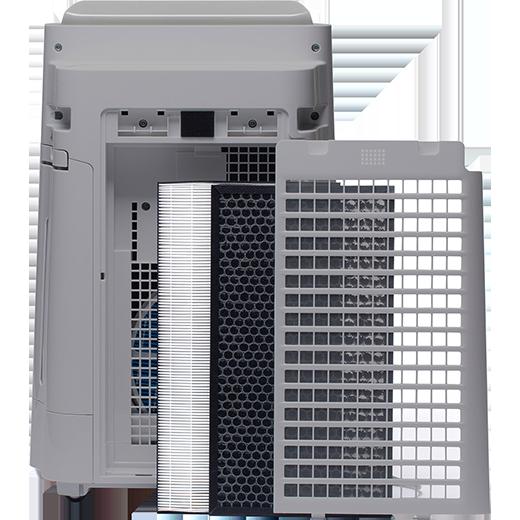Sharp UA-HD40E-L s filtry