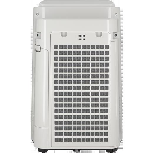 Sharp UA-HD40E-L pohled zezadu