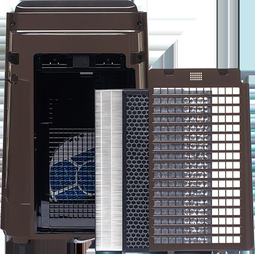 Sharp UA-HD40E-T s filtry