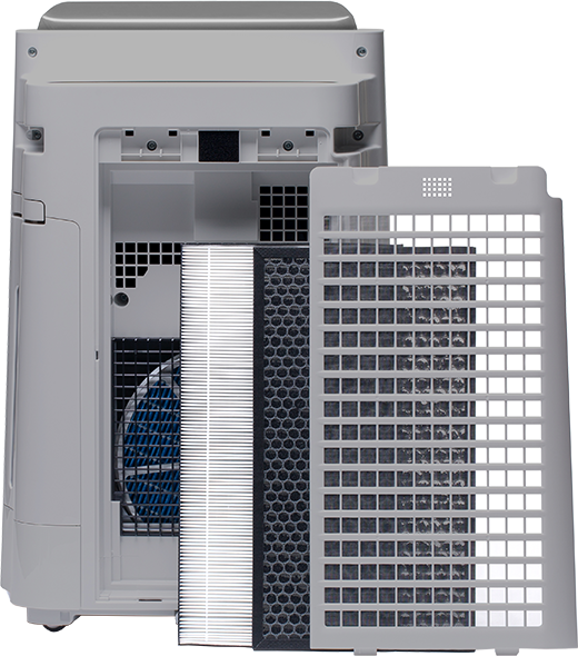 Sharp UA-HD60E-L s filtry
