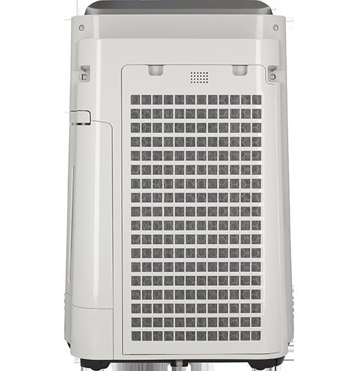 Sharp UA-HD60E-L pohled zezadu