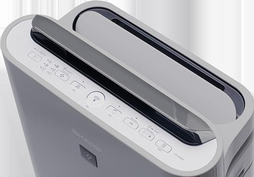 Sharp UA-HD60E-L ovládací panel