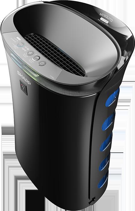 Sharp UA-PM50E-B pohled zepředu