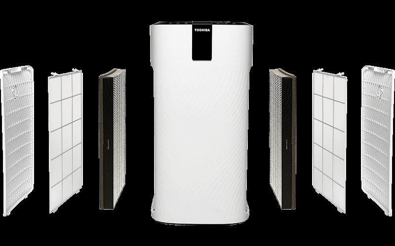 Toshiba CAF-X116XPL filtrace