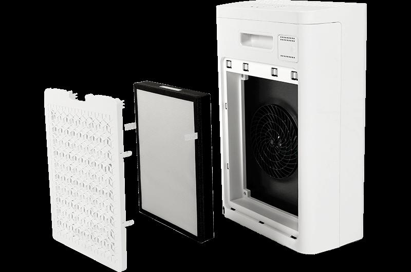 Toshiba CAF-X33XPL filtrace
