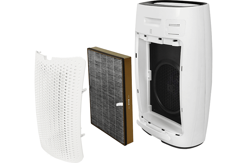 Toshiba CAF-X50XPL filtrace