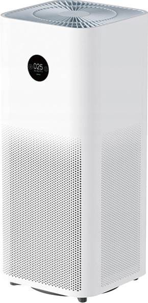 Xiaomi Air Purifier 3C pohled zboku