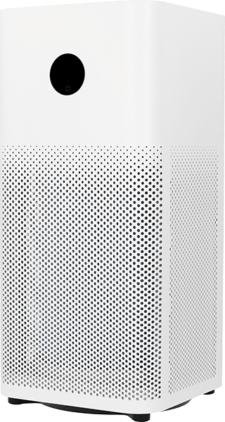 Xiaomi Air Purifier 3H pohled zboku
