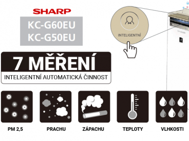 Sharp KC-G, nebo Sharp KC-D?